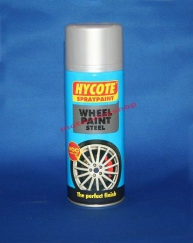 Wheel Paint Steel Spray Paint Hycote 400ml Aerosol